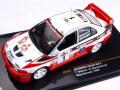 KBモデル(イクソ) 三菱 ランサー EVO V 1998年 サンレモラリー 優勝 #1 T.マキネン