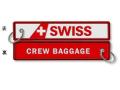 Kool Krew/クールクルー キーチェーン スイスインターナショナル「 CREW BAGGAGE」