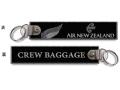 Kool Krew/クールクルー キーチェーン ニュージーランド航空 「 CREW BAGGAGE」