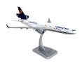 HoganWings/ホーガンウイングス MD-11F ルフトハンザドイツ航空カーゴ ランディングギア/スタンド付属