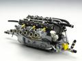 CMC/シーエムシー マセラッティ 300S エンジン ショーケース付