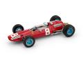 BRUMM/ブルム フェラーリ 512 F1 1965年イタリアGP #8 J. SURTEES