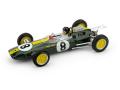 BRUMM/ブルム ロータス 25 1963年イタリアGP 1位 #8 J.CLARK