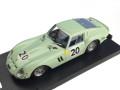 BRUMM/ブルム フェラーリ 250 GTO 62 ル・マン24 #20 Ireland-Gregory