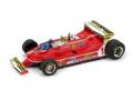 BRUMM/ブルム フェラーリ 312 T5 1980年モナコGP #1Jody Scheckter ドライバー付