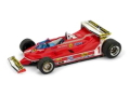 BRUMM/ブルム フェラーリ 312 T5 1980年モナコGP #1Jody Scheckter