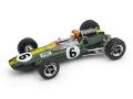 BRUMM/ブルム ロータス 33 1965年イギリスGP 4位 M. SPENCE