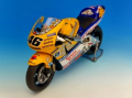 特別販売 ツインリンクもてぎ限定 HONDA NSR500 2001 V. Rossi (Nastro Azzuro) 日本GP仕様