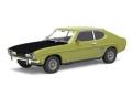 CORGI/コーギー フォード カプリ Mk1 1600GT XLR Fern グリーンメタリック