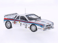 WHITE BOX/ホワイトボックス ランチア 037 1983年モンテカルロラリー No.1 Martini W. Roehrl/C. Geistdoerfer