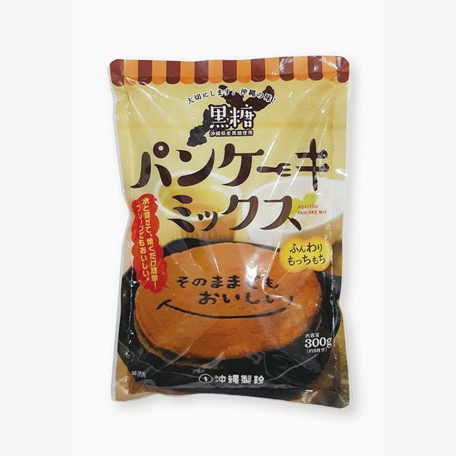 黒糖パンケーキミックス