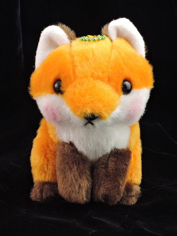 子狐コンコンマスコット
