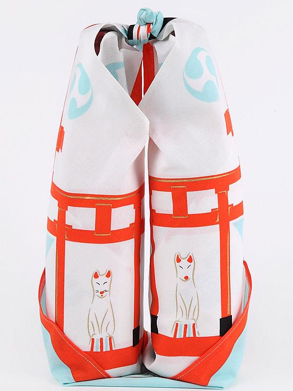 福コチャエ:狐風呂敷