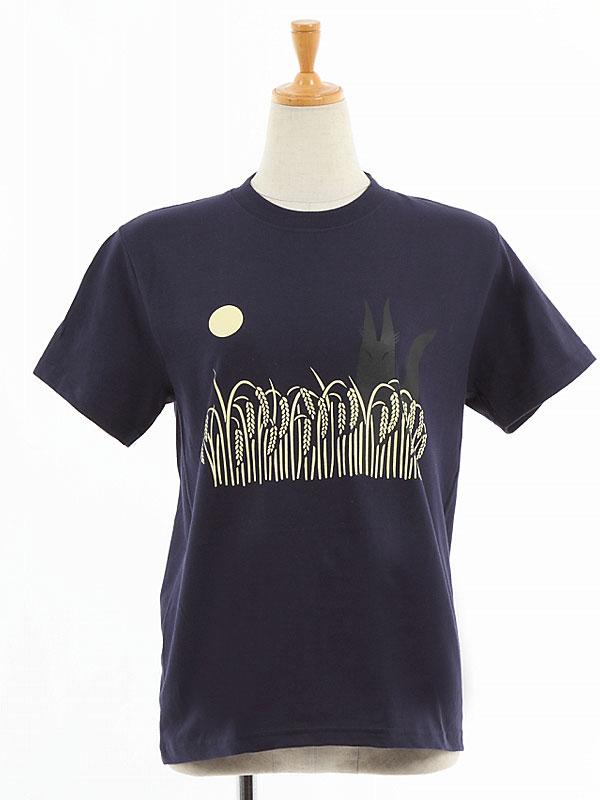 狐面堂:Tシャツ「狐影」