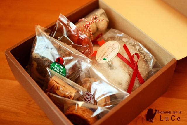12月焼き菓子セット14