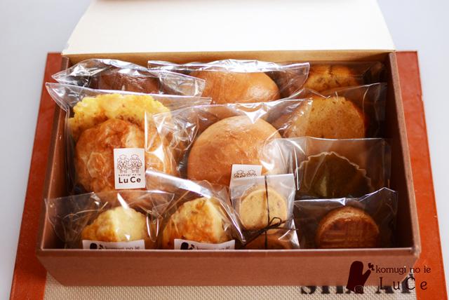 焼き菓子セット8月