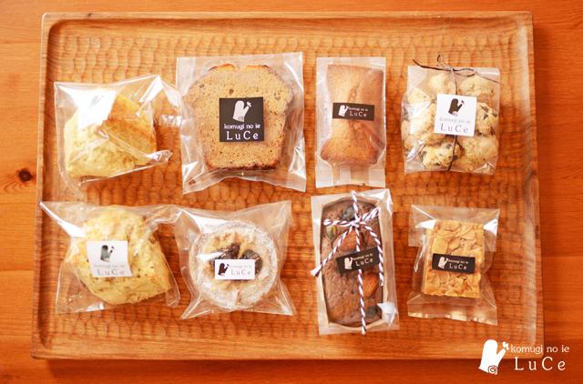 焼き菓子セット4月6