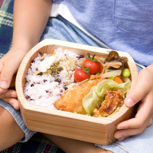 国産木育木製お弁当箱