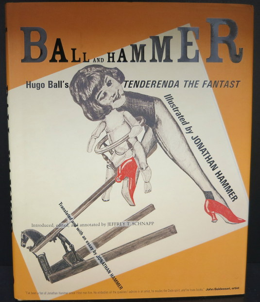 Ball and Hammer Hugo Balls Tenderenda the Fantast