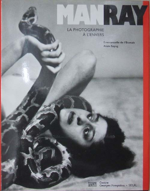 Man Ray La photographie a lenvers マン・レイ写真集(洋書) 古本買取・販売>古書ドリス