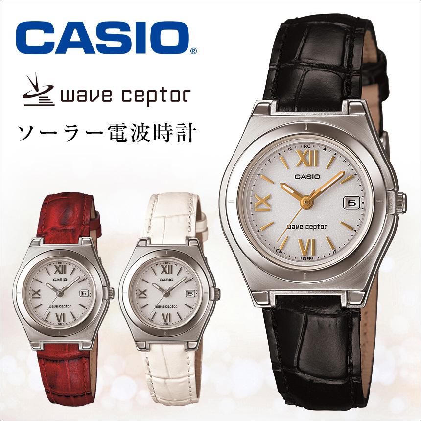 CACIO ウェーブセプター ソーラー電波時計