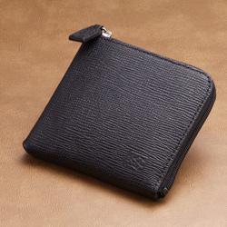 工房「悠」胸ポケットに入る財布ハンサツ