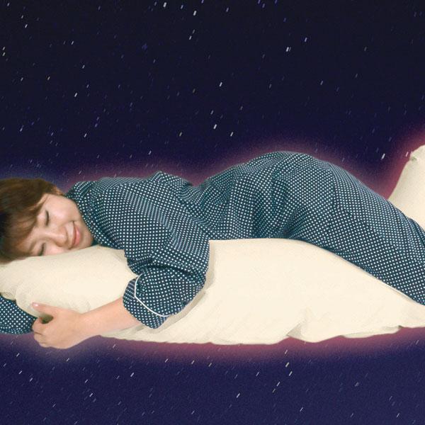 星虎のシルクタッチ耐圧分散抱き枕