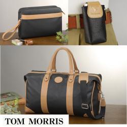 トムモリス バッグ3点セット【送料無料】☆お洒落で便利な大人仕様のバッグセットの画像