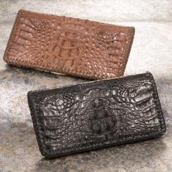 カイマンワニ長財布 | メンズ財布館 | 財布館トップページ | 暮らしの幸便 本店の画像