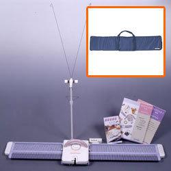 ≪完売≫シルバー編機 ハンズフレンド KB360T用 別売り キャリングバッグ☆超簡単編み機の持ち運びに便利なキャリングバッグ