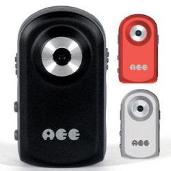 超小型ムービーカメラ☆手の中に収まる世界最小クラスのデジタルビデオカメラの画像