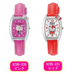 シチズン Q&Q ハローキティ VZ95☆大人気のハローキティの腕時計が登場!の画像