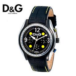 D&G腕時計 DW0311 Performance☆D&Gらしい存在感あふれるスタイリッシュな腕時計!の画像