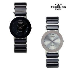 テクノス TBM674/TBL726☆スイスの名門テクノスの贅沢な時計の画像