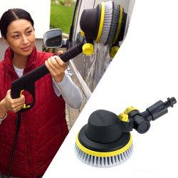 ケルヒャー 家庭用高圧洗浄機用オプション 回転ブラシ☆年末の大掃除にの画像