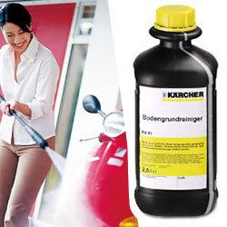 ケルヒャー 家庭用高圧洗浄機用オプション アルカリ洗剤 RM81 ASF 1L☆大掃除にの画像