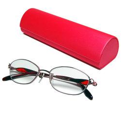 エレガンス婦人老眼鏡【新聞掲載】☆Elegance PARISのお洒落な婦人用老眼鏡の画像