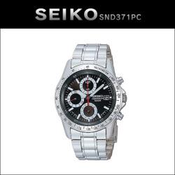 SEIKO腕時計 逆輸入 SND371PC☆SEIKOらしい、洗練された腕時計!の画像