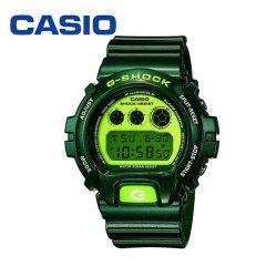 CASIO G-SHOCK 腕時計 逆輸入 DW6900CC-6 【送料無料】☆CASIOらしい、洗練された腕時計!の画像