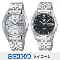 SEIKO セイコー5 SNK385KC/SNK361KC【新聞掲載】☆海外で人気の自動巻き式の画像