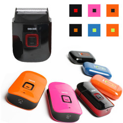 Koubin beautyブランド DECOS Electric Shaver USB/コンセントタイプ 電気シェーバーの画像