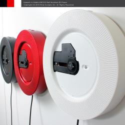 壁掛けCDプレイヤー Decos Wall Mounted CD player【送料無料】DCSEO-1138289【期間限定1000円引き】の画像