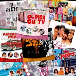 《完売》オールディーズ・ヒッツ全180曲 CD10枚組【送料無料】【新聞掲載】