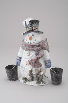 <<完売>>レジンメタルポット スノーマン☆お部屋に飾ると更にクリスマスが盛り上がります&#8221; border=&#8221;0&#8243; /></a></p> <p class=