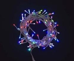 LED100球ライト マルチ【送料無料】☆アウトドア対応クリスマスイルミネーションの画像