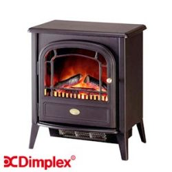 <<完売>>DIMPLEX ポータブル電気暖炉 CLUB【送料無料】☆世界をつつむ、英国のぬくもりDipmlex