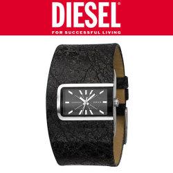 DIESEL腕時計 DZ1277 メンズ【送料無料】☆ベルトにはダメージ加工、オシャレに仕上げた一品ですの画像