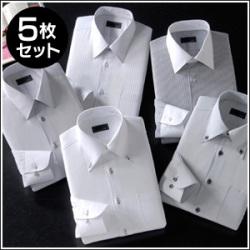 モノトーンデザインシャツ5枚組 50226-50227☆ボディラインがすっきりしドレッシーな雰囲気を演出!の画像