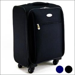 四輪フリーキャスター トローリーバッグキャリーバッグ S☆回転もできます 旅行カバン キャリーバッグの画像
