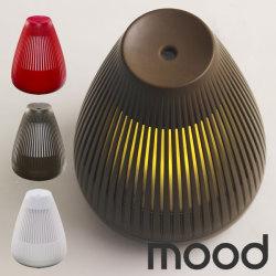 MOOD 超音波式加湿器 MOD-KW1102☆加湿器の画像